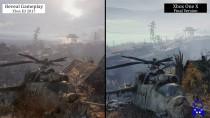 Metro Exodus - Сравнение графики E3 2017 vs Релиз