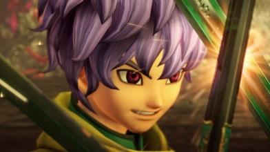 Пятьдесят снимков экрана из Dragon Quest Heroes II для PlayStation 4