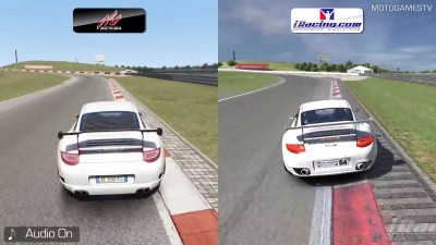 Assetto Corsa vs iRacing