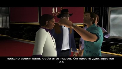 О чем была GTA: Vice City? (часть 2)
