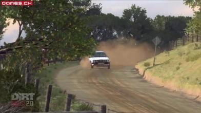 10 минут геймплея DiRT Rally 2.0