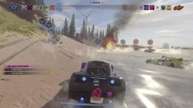 Первые 20 минут геймплея ONRUSH с Xbox One X