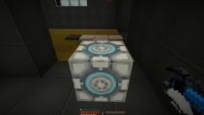 "Minecraft ""Portal 2"""