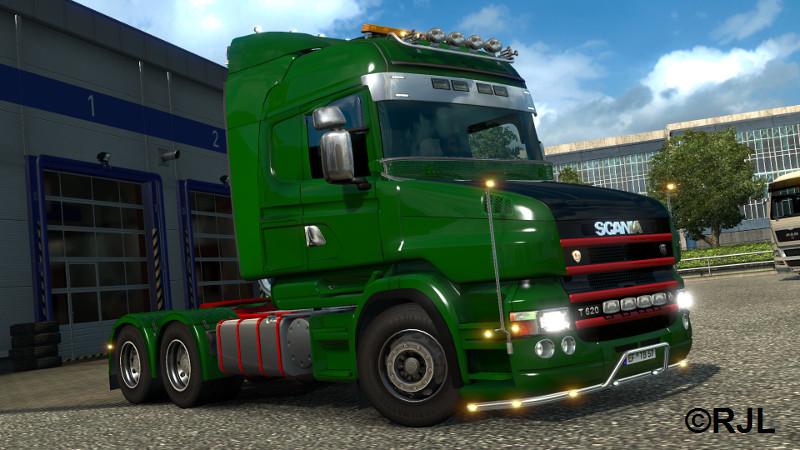 скачать моды для Euro Truck Simulator 2 для Scania - фото 10