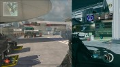 Сравнение Call of Duty: Infinite Warfare vs Modern Warfare 2 Terminal Map