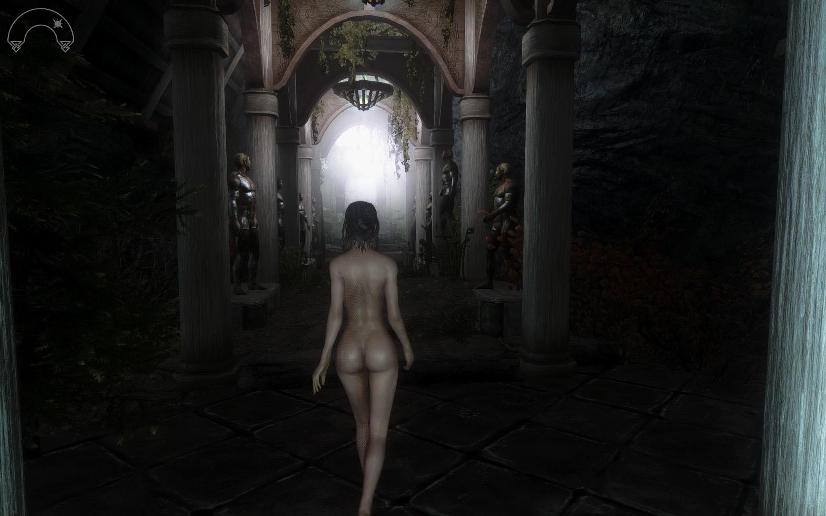 Секс мод для скайрима скачать торрент