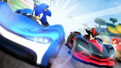Team Sonic Racing - свежая демонстрация геймплея новой гоночной игры про Соника, подтверждено появление Доктора Эггмана