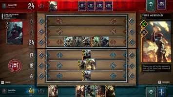 Геймплей Gwent: The Witcher Card Game - Kill The Servers - Northern Kingdoms Deck Match