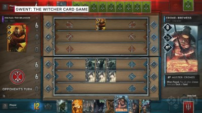 Gwent: The Witcher Card Game Демо геймплея на Gamescom 2016