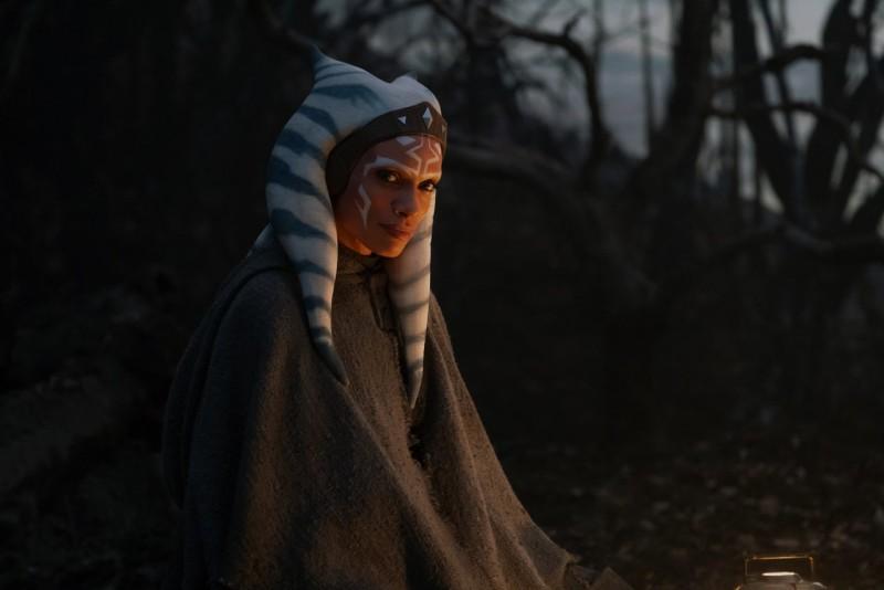 """Розарио Доусон: """"Асока - олицетворяет лучшее, что есть в джедаях"""""""