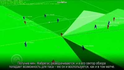 "FIFA 12 ""Pro Player Intelligence - VisionMap (Рус.)"""