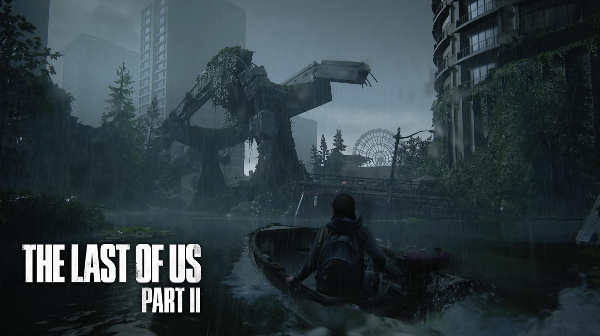Стартовала предзагрузка The Last of Us: Part 2