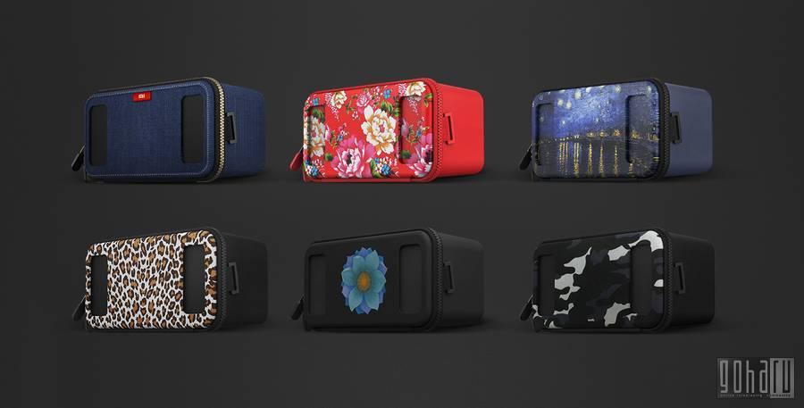 Xiaomi анонсировала шлем виртуальной реальностиVR Toy Version