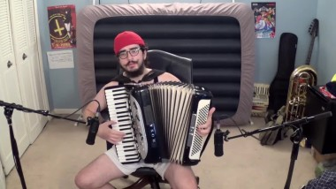 Fallen Down (UNDERTALE) [accordion cover]