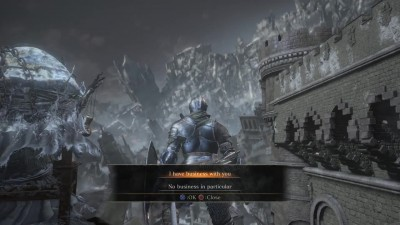 "Dark Souls 3 ""Первые 10 минут дополнения The Ringed City"""