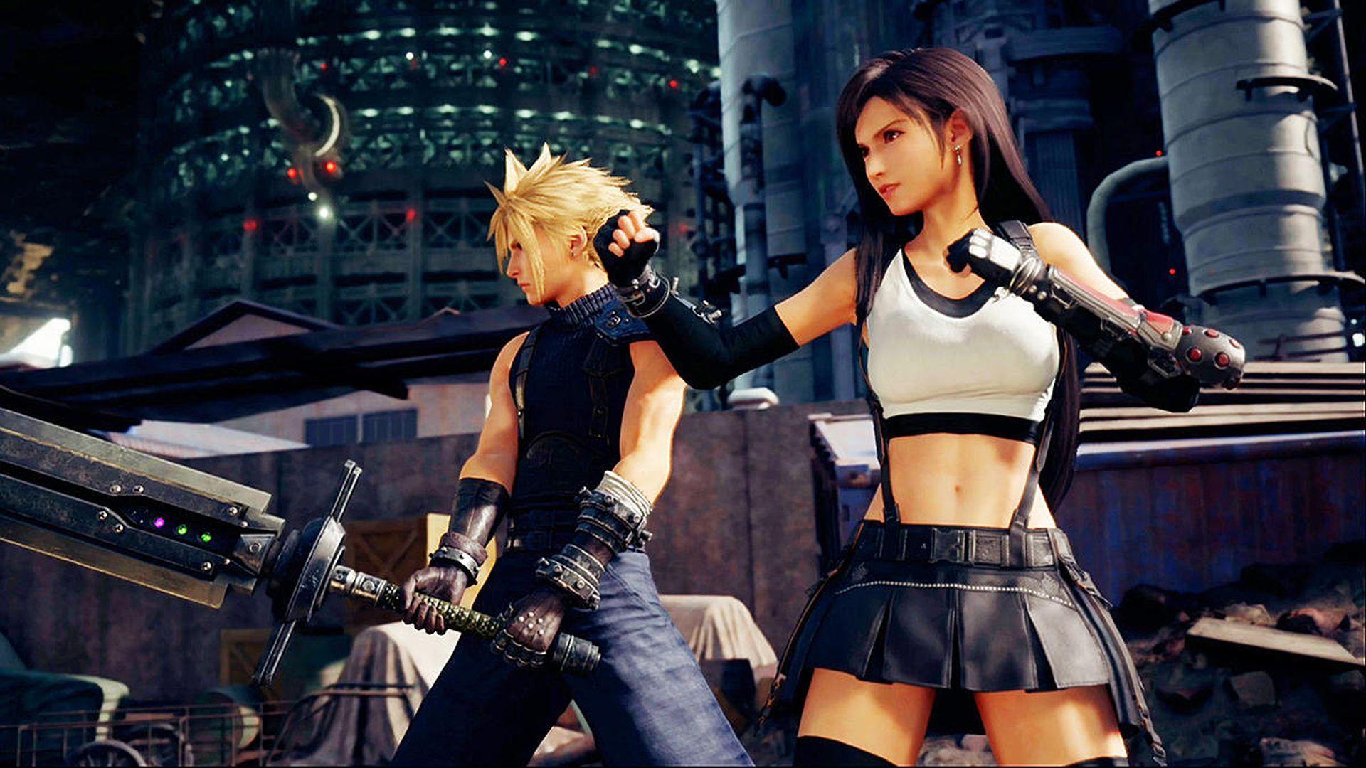 Final Fantasy 7 Remake может выйти на ПК в Epic Game Store