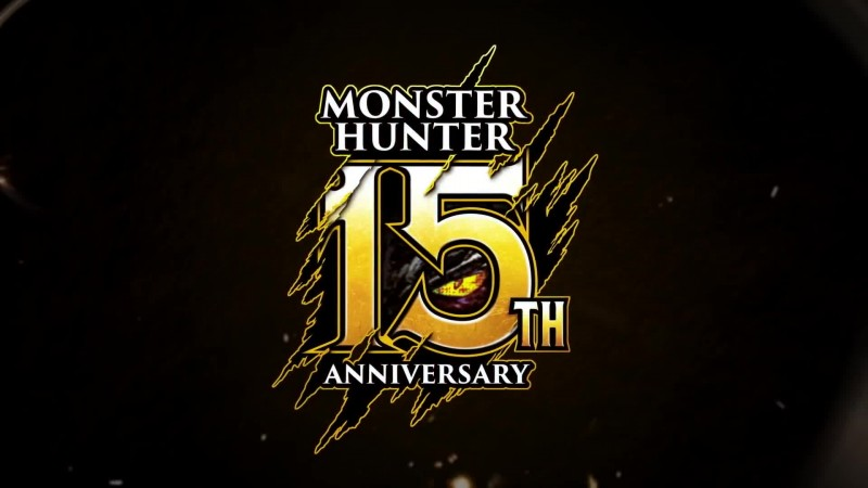 Трейлер к 15-летию серии Monster Hunter