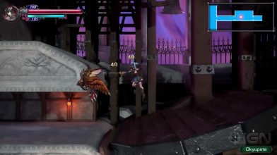 10 минут нового геймплея Bloodstained: Ritual of the Night Gameplay