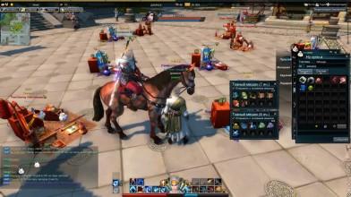 """Swordsman Online """"Торговля между игроками, побарижим"""""""