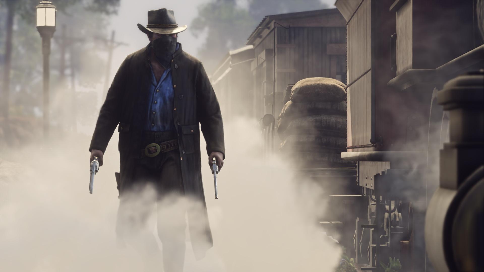 Издатель GTA Vне опровергает выход Red Dead Redemption 2 наПК