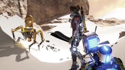 ReCore Definitive Edition | Трейлер с Gamescom 2017