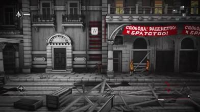 "Assassin""s Creed Chronicles: Россия - видео из игры"