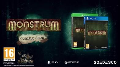 Monstrum - Геймплейный трейлер