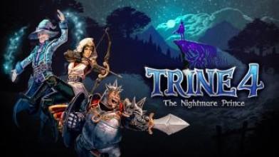 Видео игрового процесса Trine 4