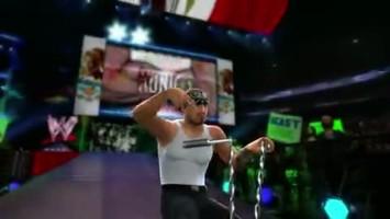"WWE '13 ""Выход Hunico"""