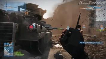 Песня про Battlefield 3 | «Про пулемётчика»