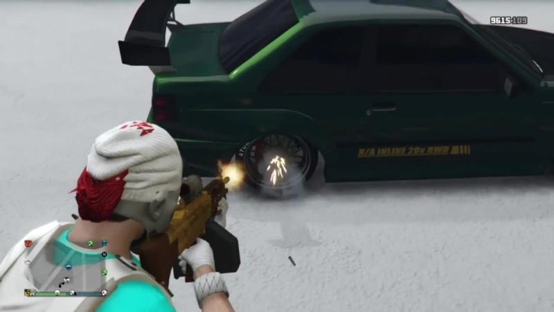 GTA Online на PS4,XB1 и ПК: СУПЕР Глитч На Дрифт(1.37)