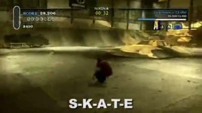 "Tony Hawk HD ""Геймплей Warehouse"""