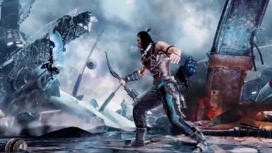 Killer Instinct - Новый персонаж Eagle