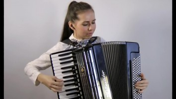 "Battlefield 3 ""Main Theme Accordion Cover"" [Музыкальное]"