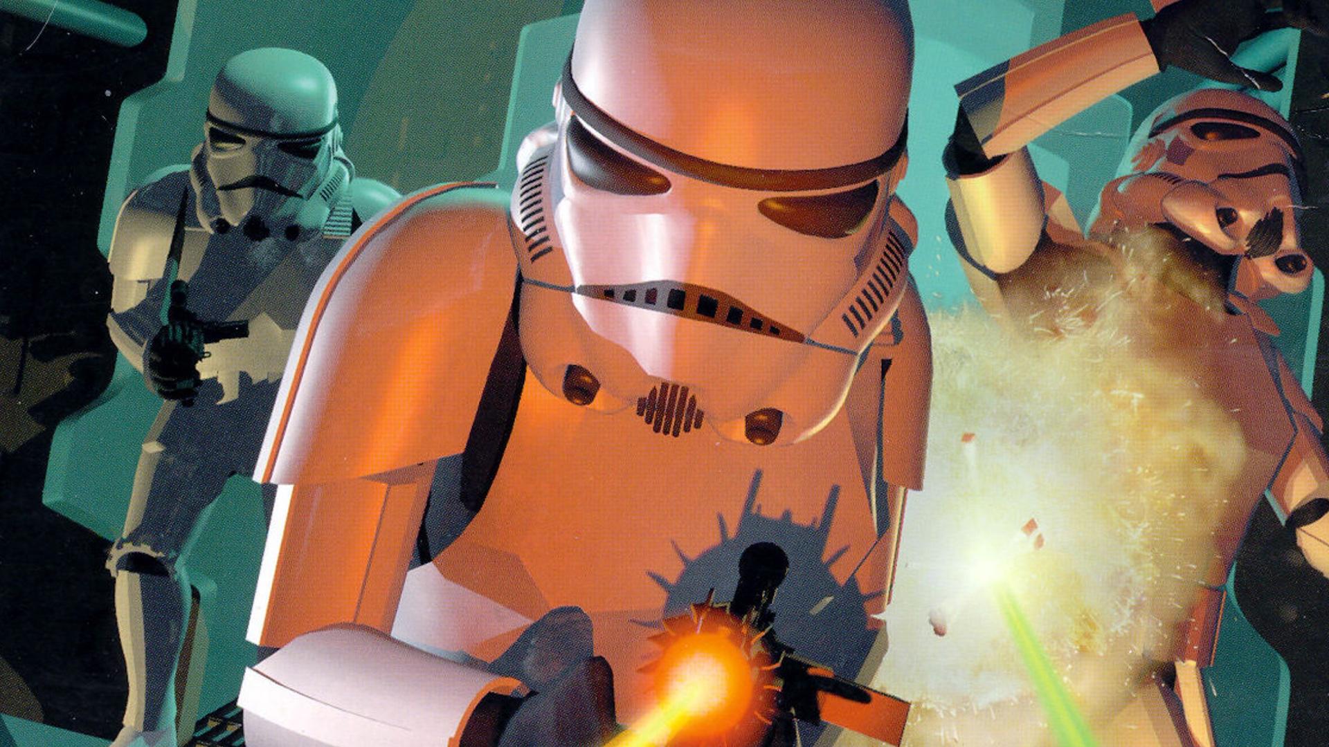 Первые ранние геймплейные кадры фанатского ремейка Star Wars: Dark Forces на движке UE4