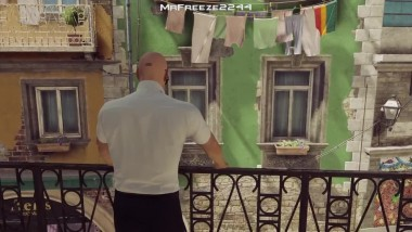 HITMAN - The Hamartia Compulsion - Эскалация