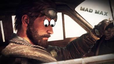 Смешные моменты в Mad Max