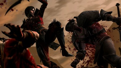 Dragon Age II: Exalted March отменен из-за Frostbite, а не потому, что вам не понравилась игра