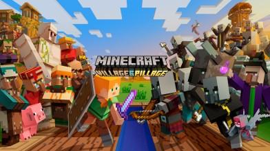 Village & Pillage - большое обновление для Minecraft
