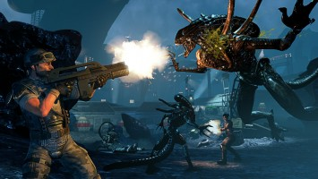 Мод для Aliens: Colonial Marines улучшил графику и ИИ