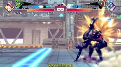 """Street Fighter 4 """"Командор Шепард как модификация в Street Fighter #1"""""""
