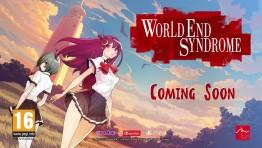 Трейлер анонса визуальной новеллы World End Syndrome