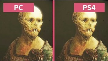 Графика в Layers of Fear - PC vs. PS4