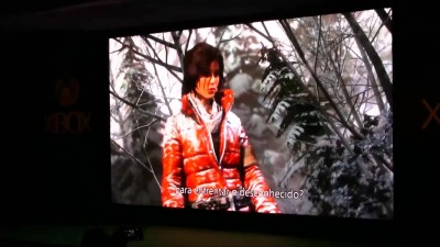 "Rise of the Tomb Raider ""Трейлер с BGS 2015"""