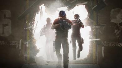 """Оперативники """"Rainbow Six Осада"""" присоединились к """"призракам"""" из Ghost Recon Wildlands"""