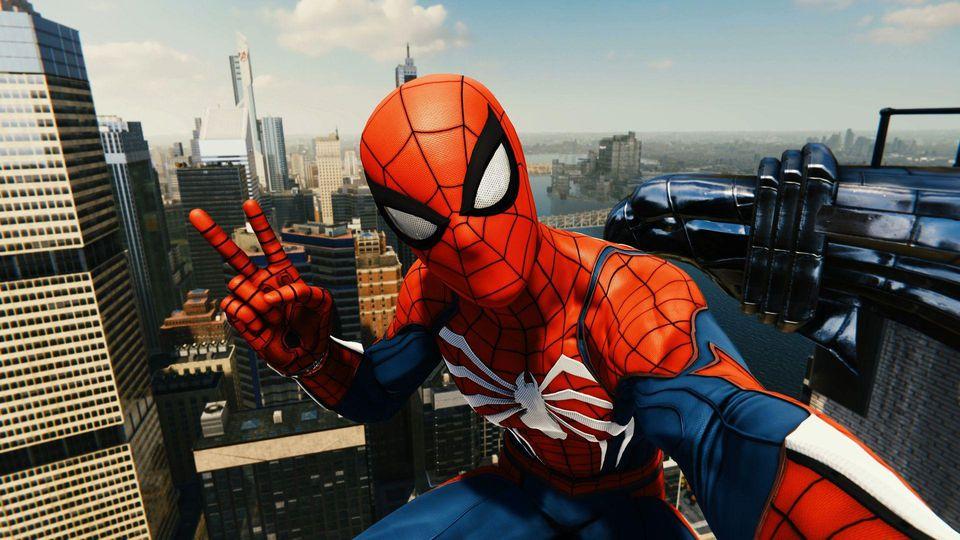 Marvel's Spider-Man вернулся в топ-10 британского розничного чарта