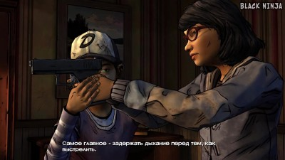 Пасхалки в The Walking Dead: Season Two [Easter Eggs]