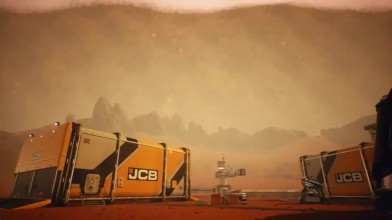 Трейлер JCB Pioneer: Mars для Nintendo Switch