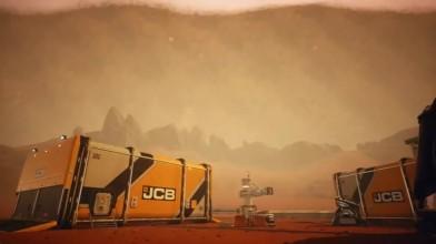 Трейлер JCB Pioneer: Mars для Nintendo Switch