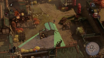 Геймплей демо Shadow Tactics: Blades of the Shogun [KivenorbGames]